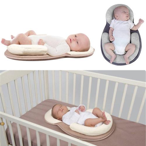 כרית שינה מיוחדת לתינוקות