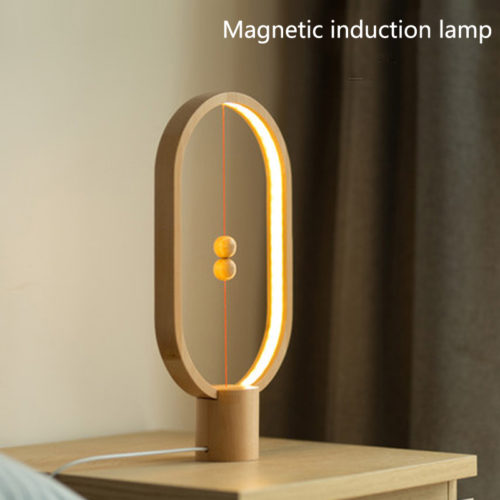 מנורת לד מגנטית דקורטיבית