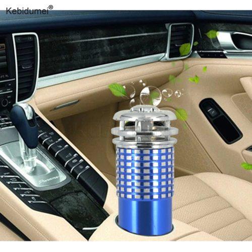 מטהר אוויר לרכב מריחות וזיהומי אוויר