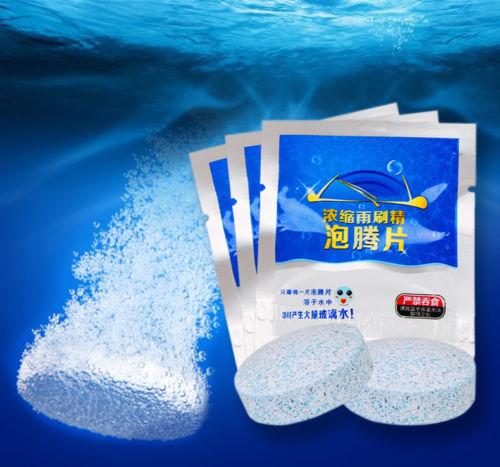 5 טבליות המתמוססות במים והופכות לחומר ניקוי עוצמתי