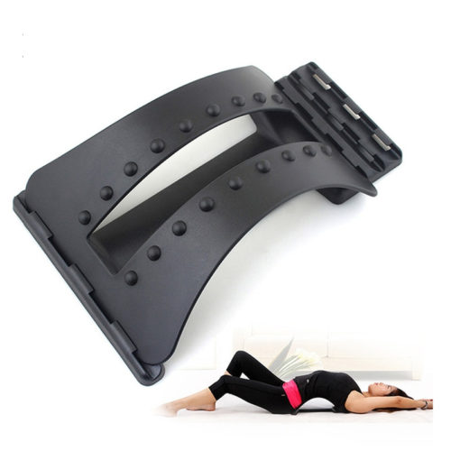 אביזר ליישור עמוד השדרה והגב