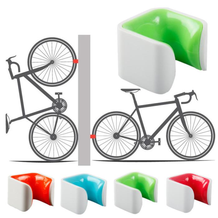 תופסן לתליית אופניים על הקיר
