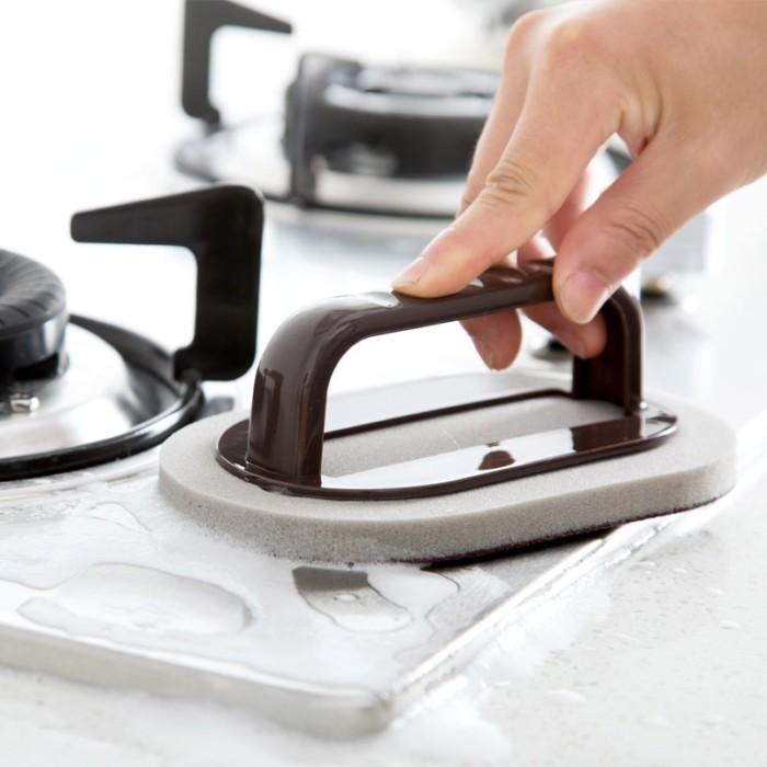 מברשת קשה לניקוי כתמים קשים ושיוף סכינים