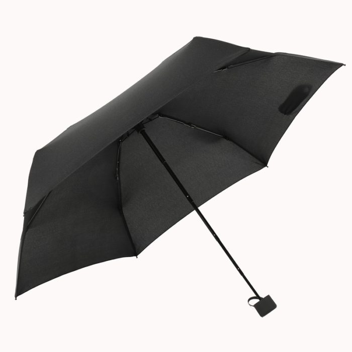 מיני מטריה מתקפלת לגודל של כף יד