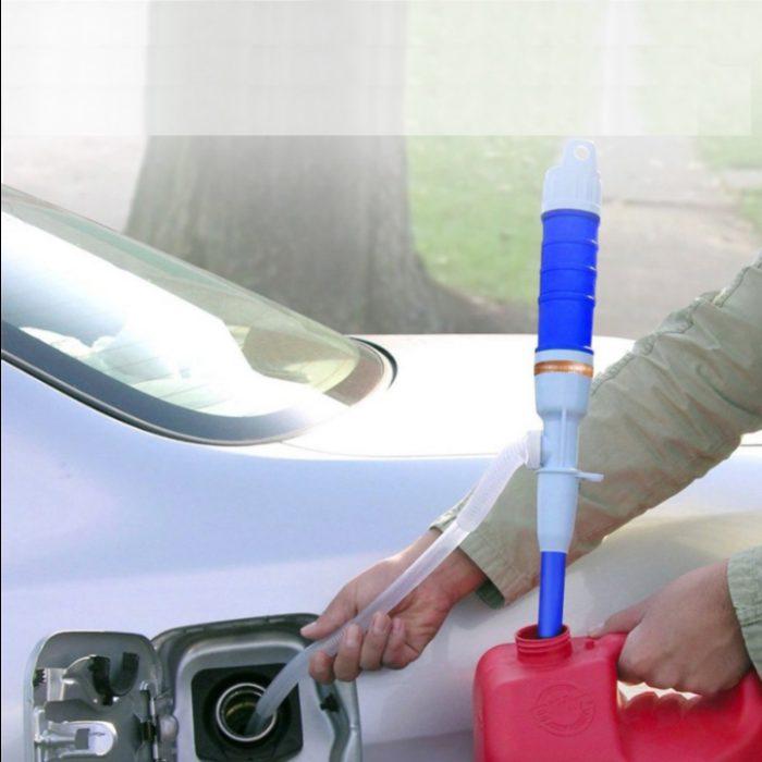 משאבה חשמלית אוטומטית להעברת דלק, מים ועוד