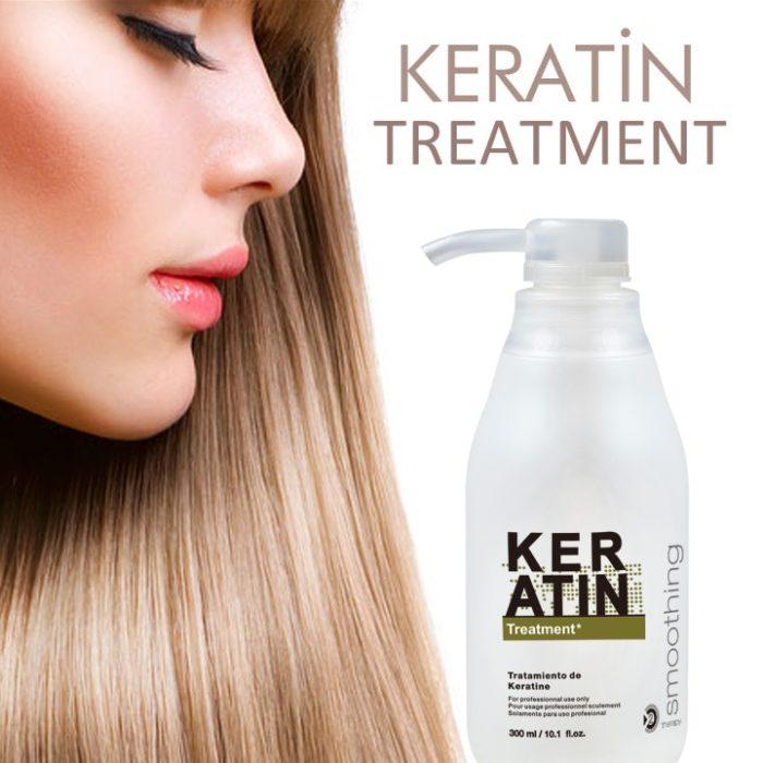 קרם טיפול קראטין לשיקום שיער פגום