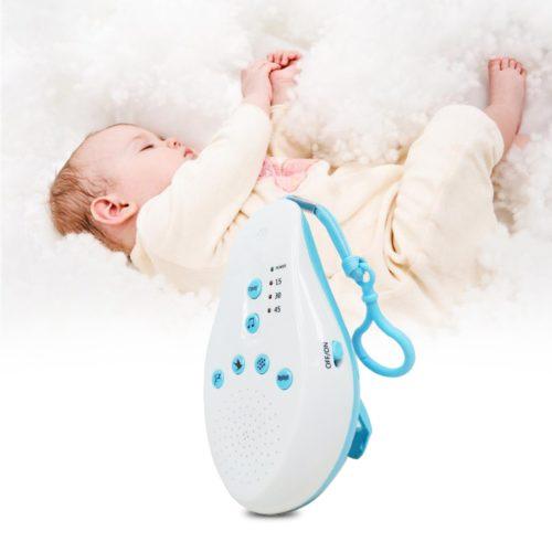 מוניטור קולי לתינוקות עם טיימר כיבוי אוטומטי