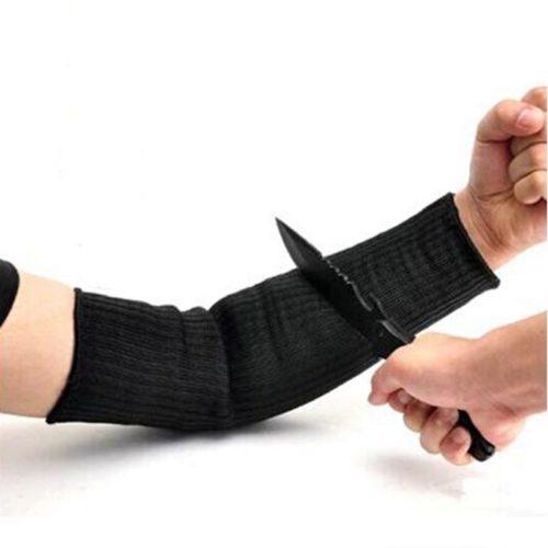 זוג מגני זרועות מפני פציעות וחתכים