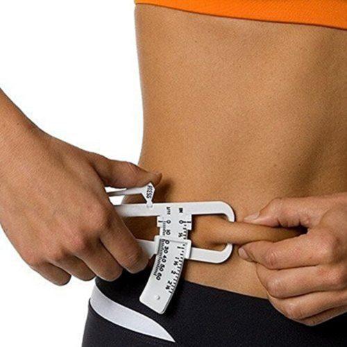 מכשיר ידני למדידת אחוזי שומן בגוף