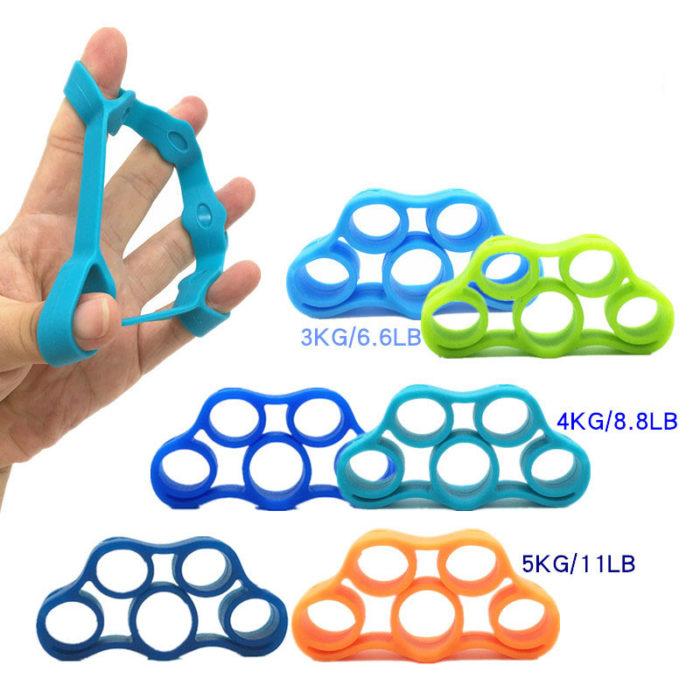 רצועת אימון לחיזוק אצבעות כף היד