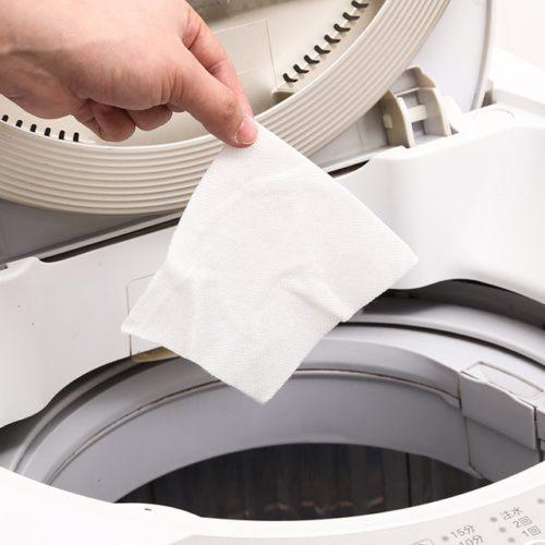 24 מטליות ללכידת צבעים במכונת הכביסה למניעת ערבוב