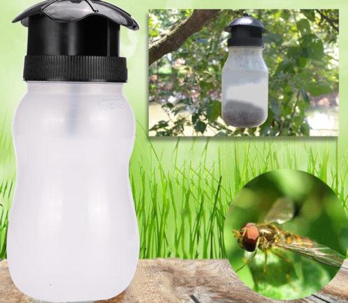 מלכודת זבובים ומעופפים רב פעמית