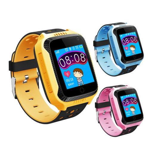 שעון חכם עם איתורית GPS לילדים