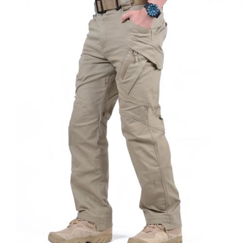 מכנסי עבודה וטיולים חסיני אבק, לכלוך ומים