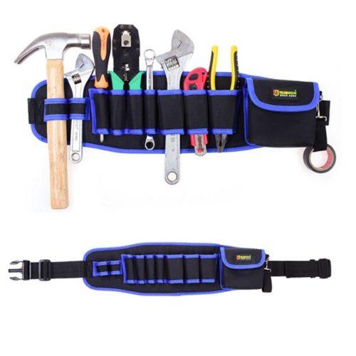 חגורה להחזקת כלים על הגוף בזמן עבודה
