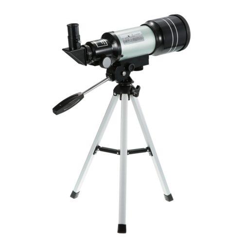 טלסקופ מקצועי נייד לצפייה בכוכבי לכת ונוף