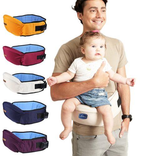 חגורת פאוץ' להורים עם מקום נשיאה לתינוק