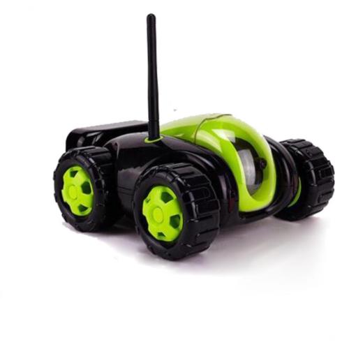 מכונית על שלט עם מצלמה מובנית הניתן לשליטה באמצעות הסמראטפון