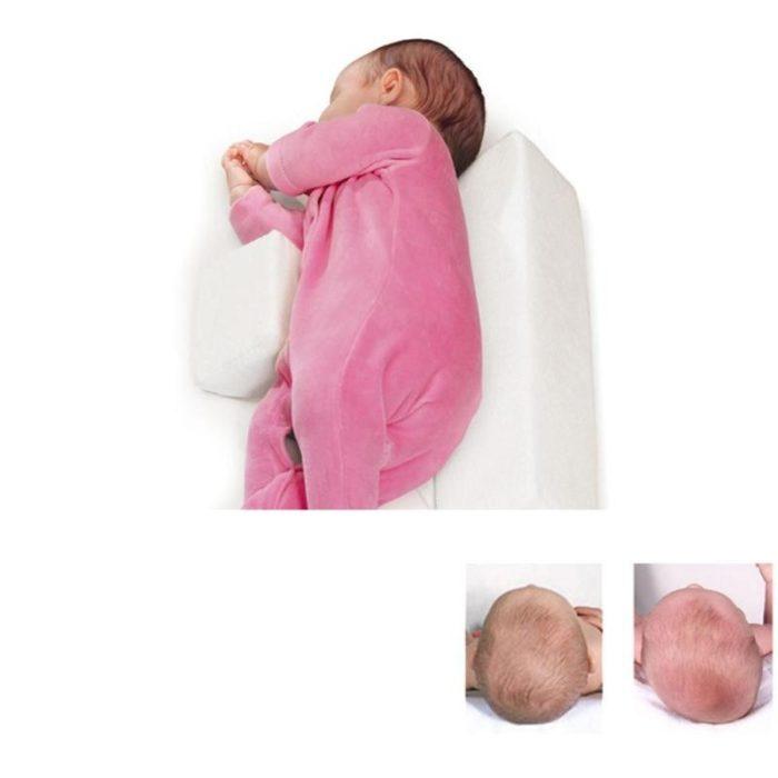כרית לתינוקות תומכת בשינה על הצד