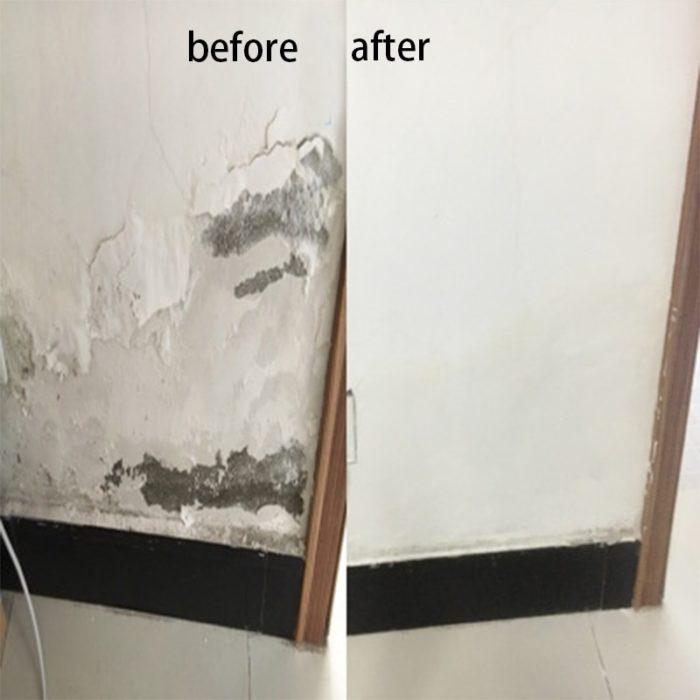 חומר למילוי ואיטום חורים וסדקים בקיר בקלות