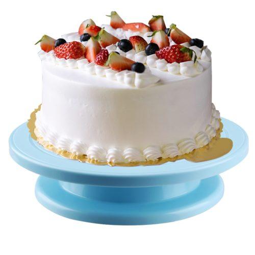 מגש לעוגה מסתובב 360°