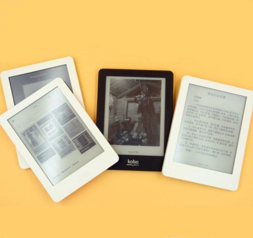 קורא ספרים אלקטרוני עם 2GB זיכרון ומסך 16 אינצ'