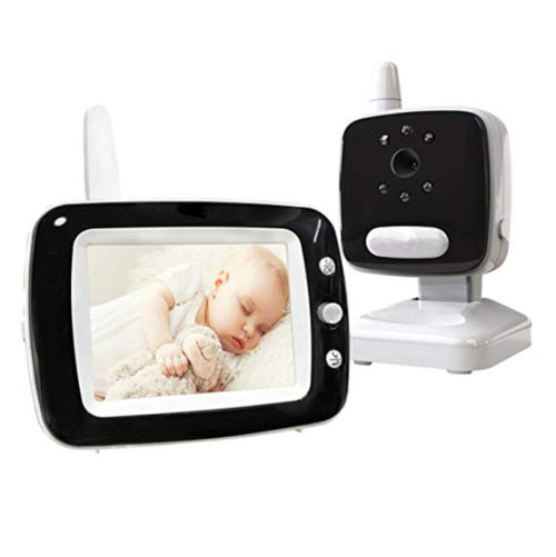 מצלמת מוניטור לתינוק ולבית הפועלת באמצעות האינטרנט