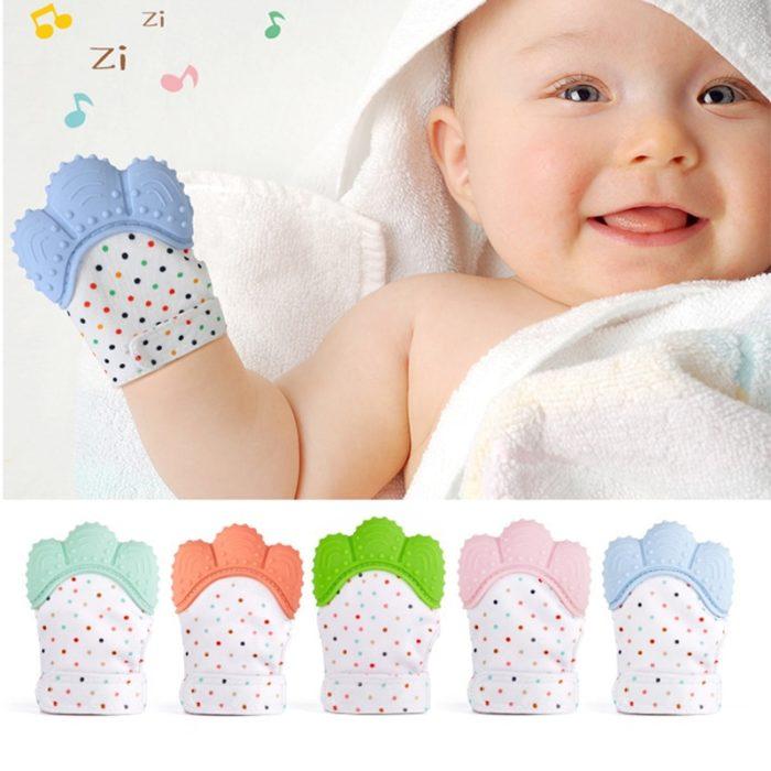 כפפת נשכן לתינוקות