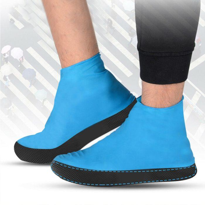 זוג מגני גשם לנעליים