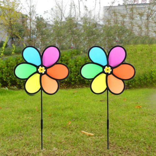 שבשבת רוח צבעונית לגינה