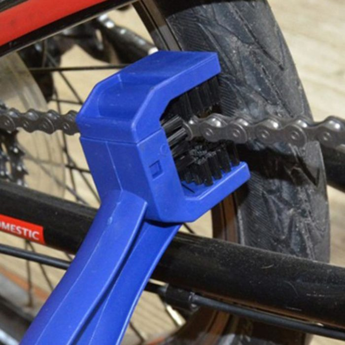 מברשת לניקוי שרשרת אופניים בקלות