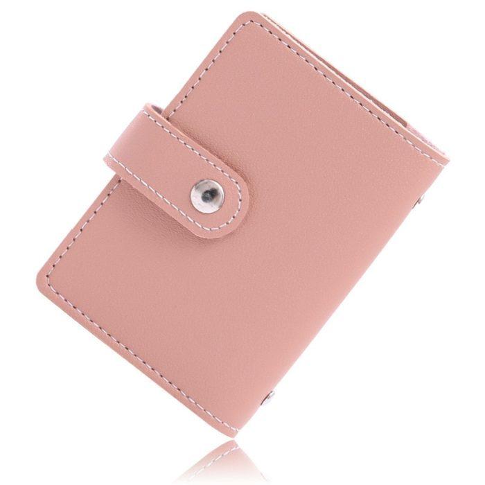 ארנק להחזקת עד 26 כרטיסי אשראי במגוון צבעים