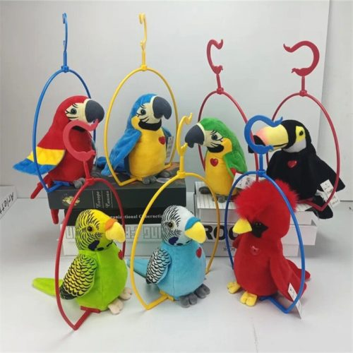 צעצוע תוכי מדבר