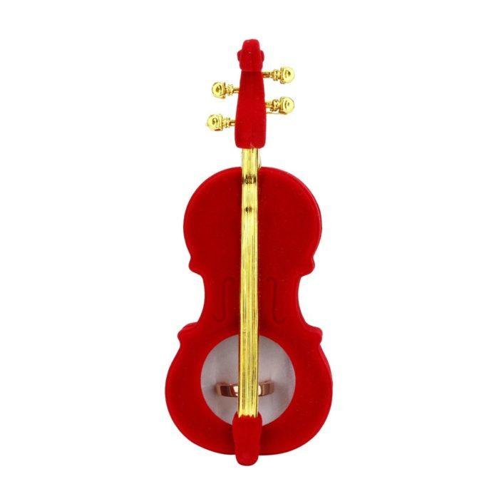 קופסת תכשיטים ייחודית בצורת גיטרה