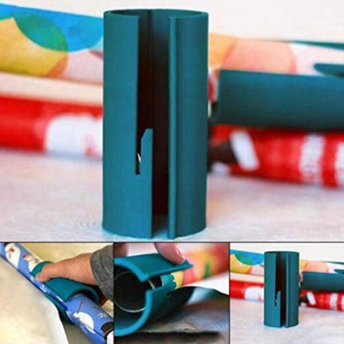 כלי לחיתוך עטיפת מתנות בקלות ויעילות