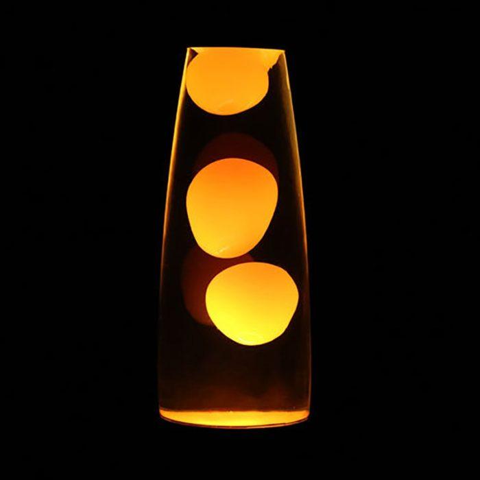 מנורת לבה במגוון צבעים