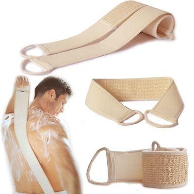 רצועה לשפשוף וניקוי הגב במקלחת