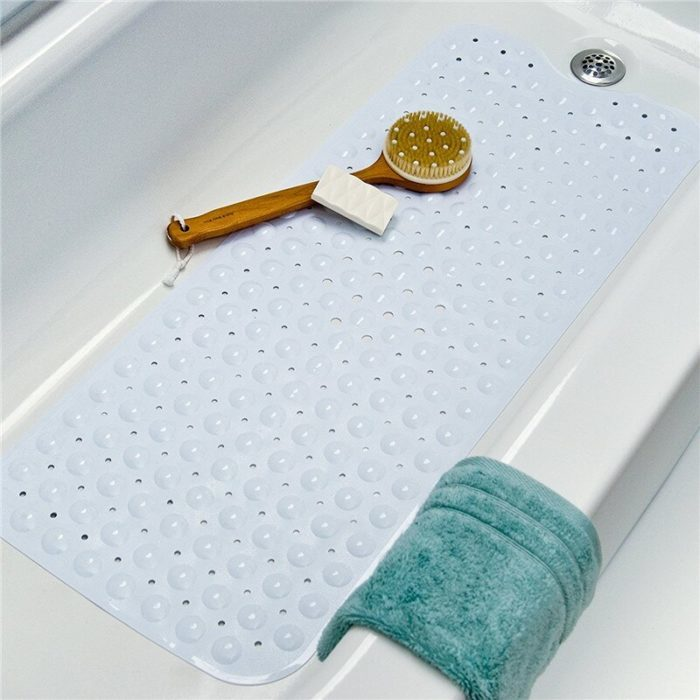 משטח נצמד למניעת החלקה במקלחת