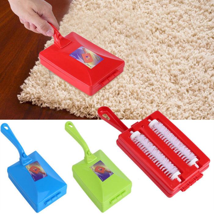 מברשת לניקוי שטיחים בקלות