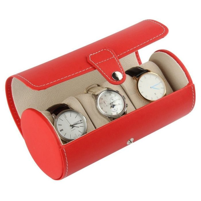 קייס לאחסון שעונים