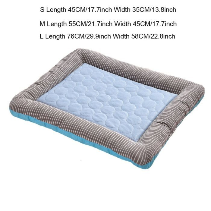 מיטת קירור לכלבים