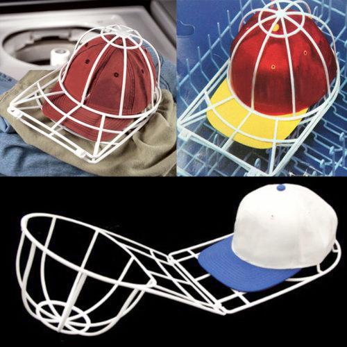 תבנית לשמירת צורת כובע בתוך המכונת כביסה