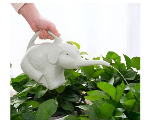 משפך השקיה בצורת פיל