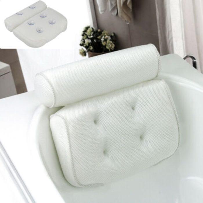 כרית לאמבטיה הנדבקת בקלות