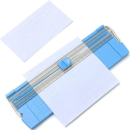 כלי חיתוך דפים ותמונות בצורה מדויקת