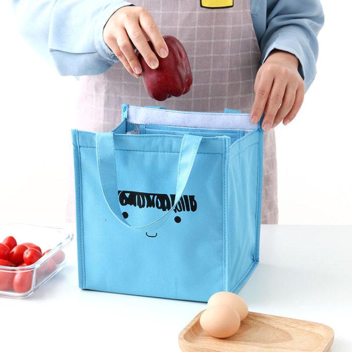 תיק אוכל בעיצוב חמוד לילדים