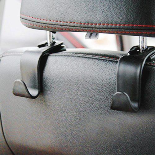 4 ווים לתליית תיקים ושקיות ברכב