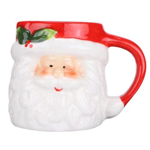 ספל בצורת סנטה קלאוס