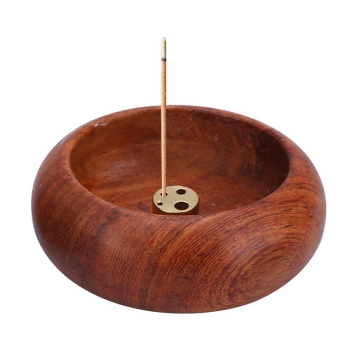 קערת עץ לשריפת קטורת
