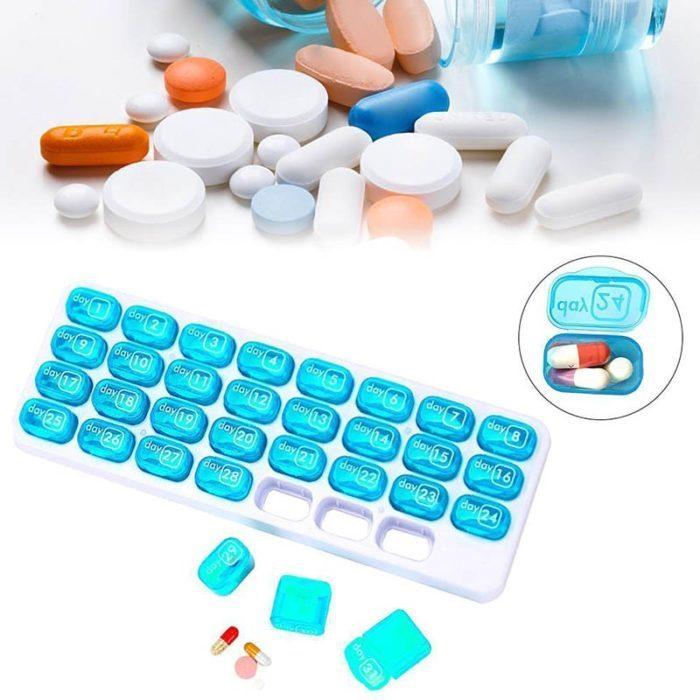 ארגונית תרופות חודשית